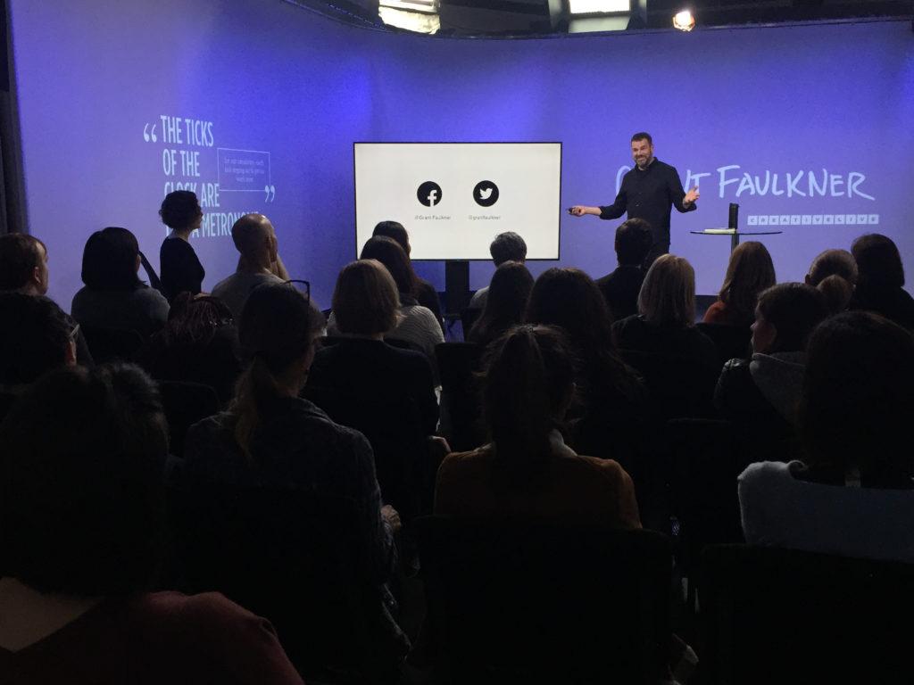 Grant Faulkner CreativeLive 2018