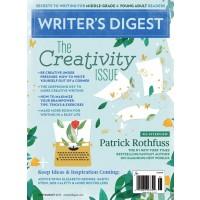 Writer's Digest - Creativity Issue - Grant Faulkner