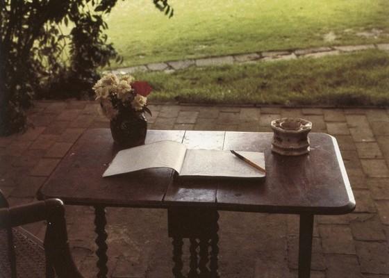 Virginia Woolf's Desk